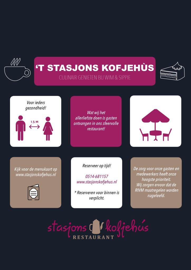 Stasjons Kofjehus open